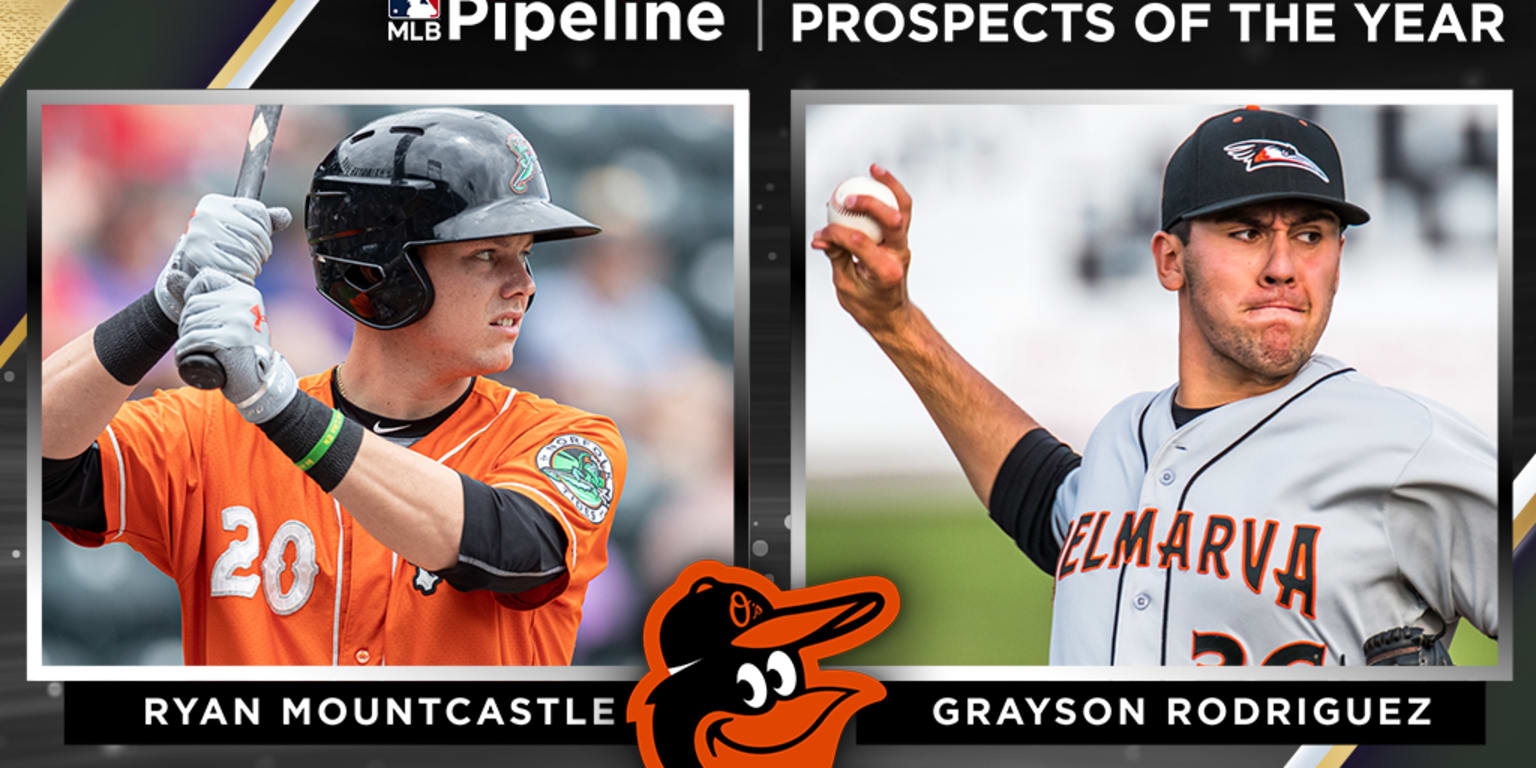 Pipeline names Orioles Prospects of the Year