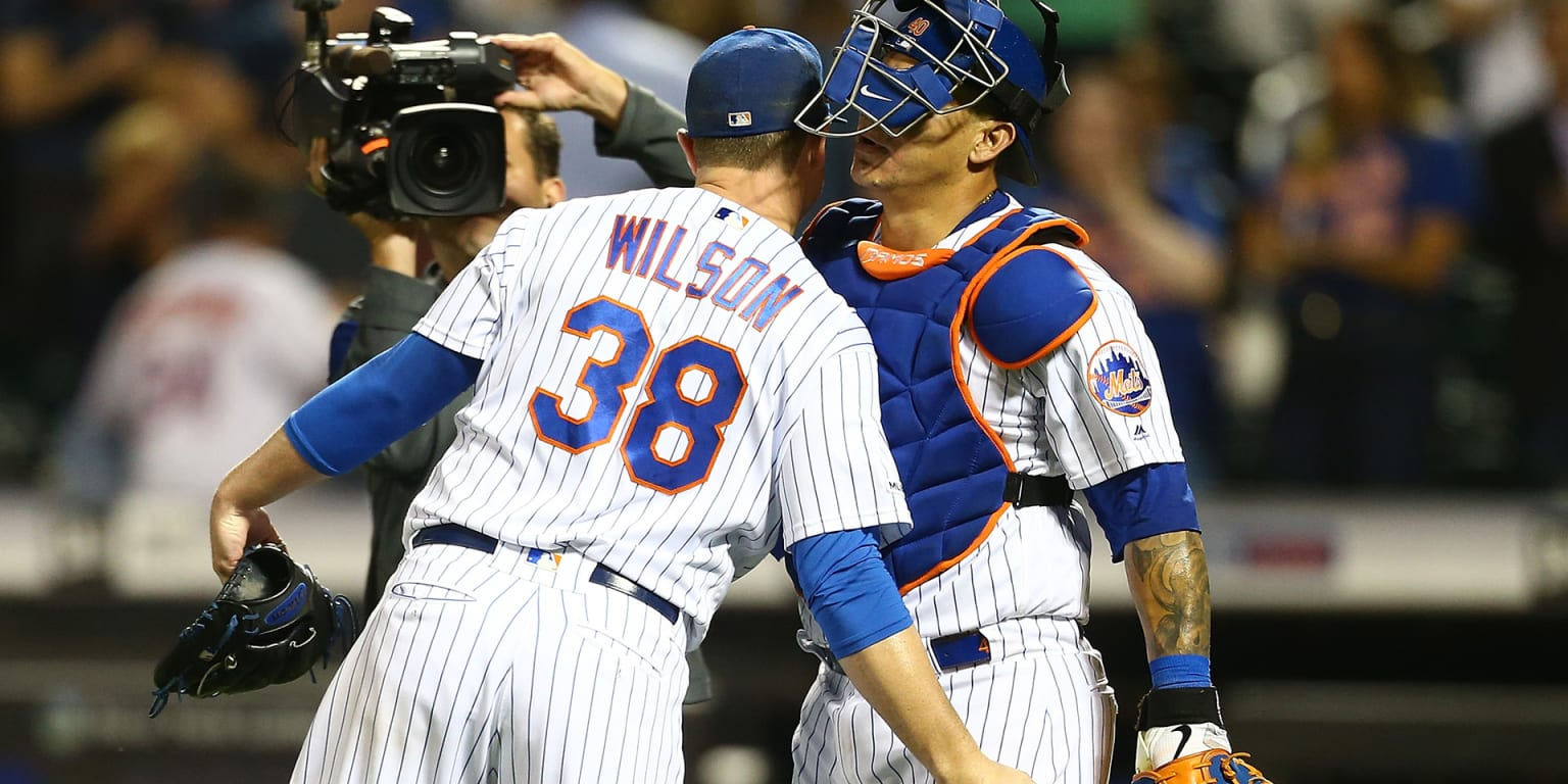 Mets edge D-backs as WC race tightens