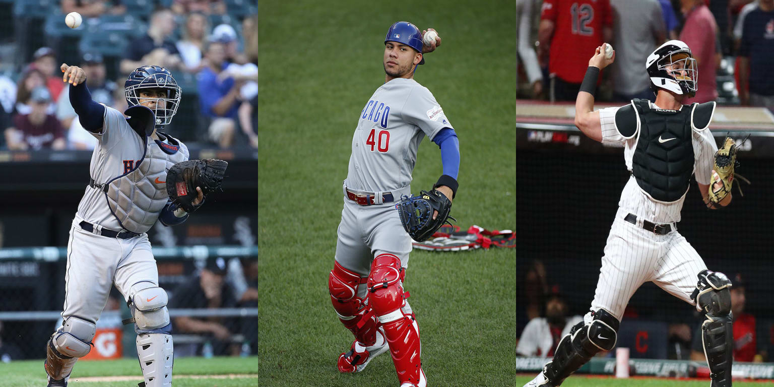 Exploring Astros' catcher options for 2020