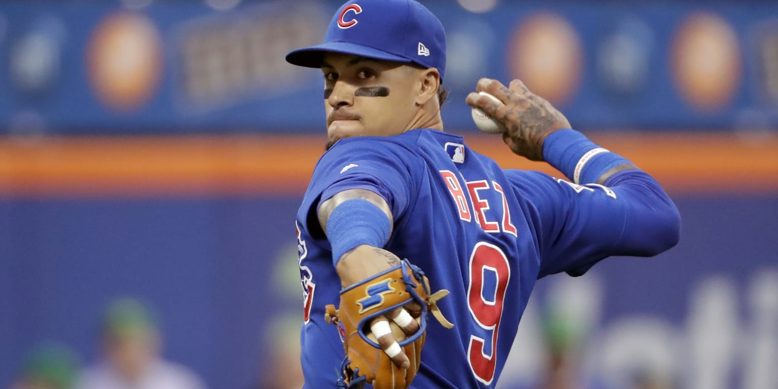 Báez aims to set better example for Cubs in '20