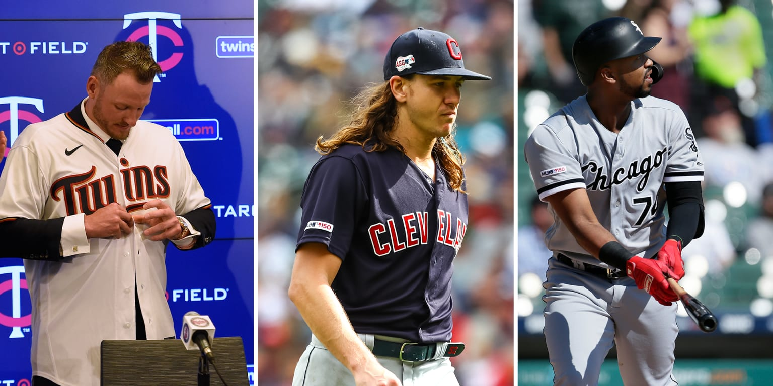 Who is AL Central favorite after busy offseason?