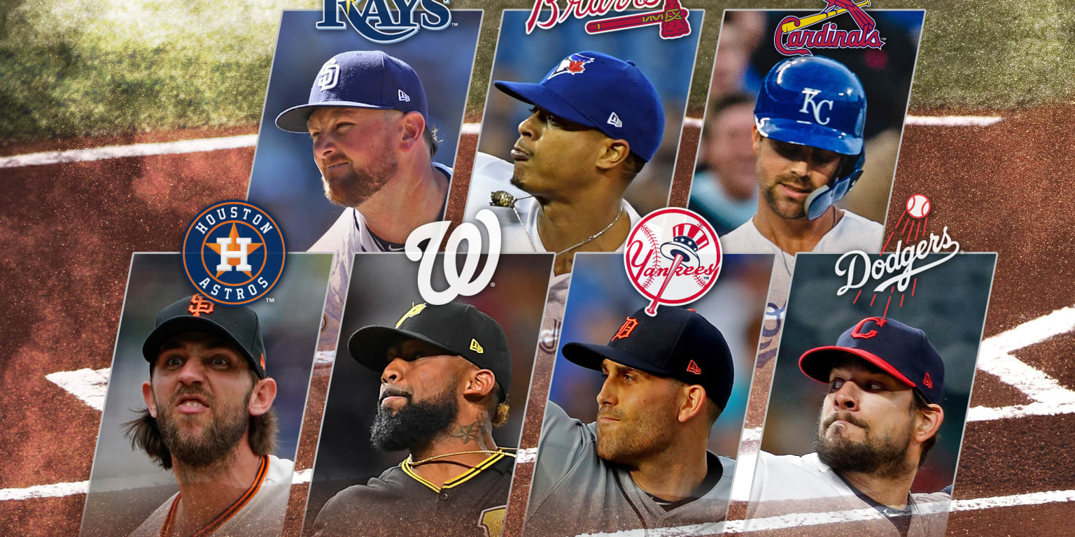 Matching 7 contenders with Deadline targets
