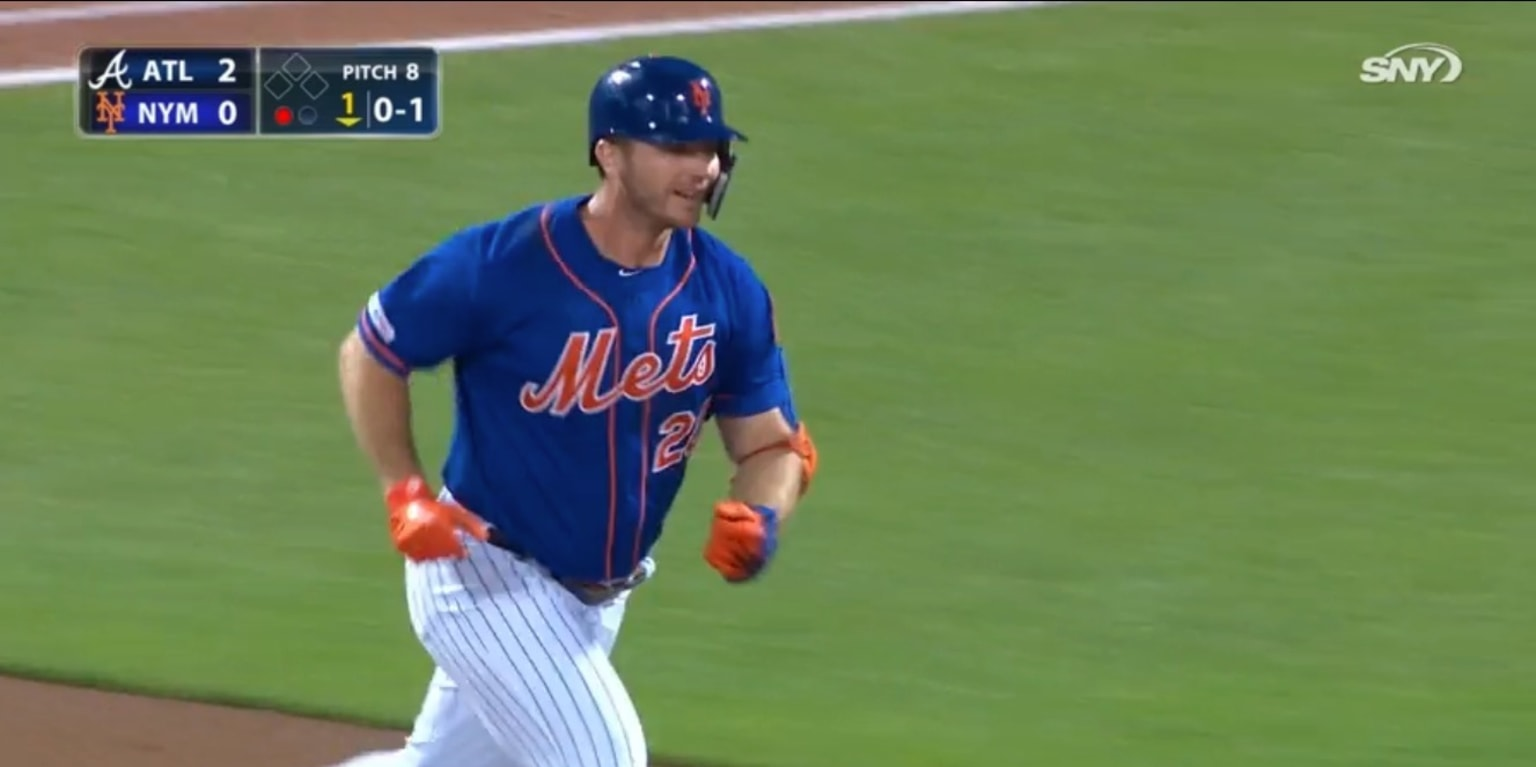 Alonso's 52nd HR ties MLB rookie record