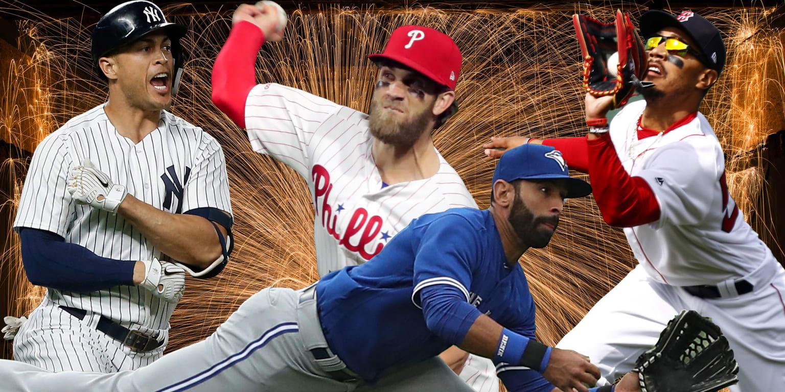 10 best right fielders of the decade (so far)