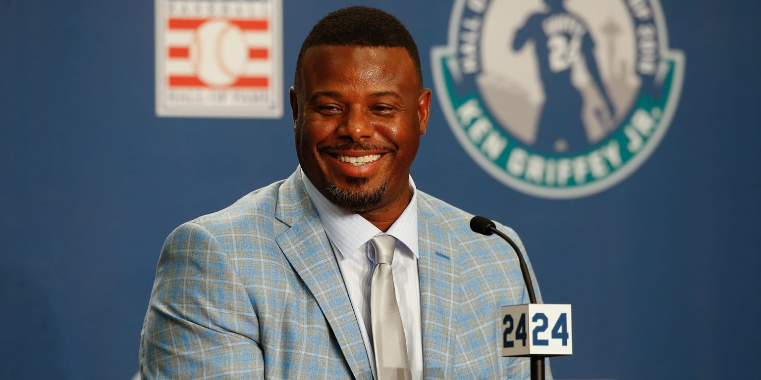 Griffey Jr. joins Mariners ownership group thumbnail