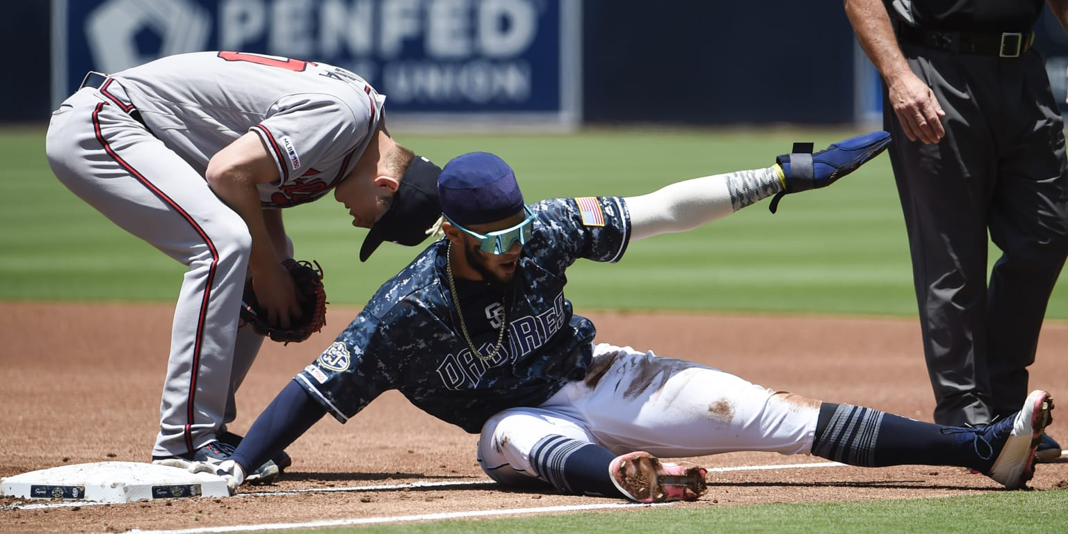 Tatis could soon rank among offensive leaders