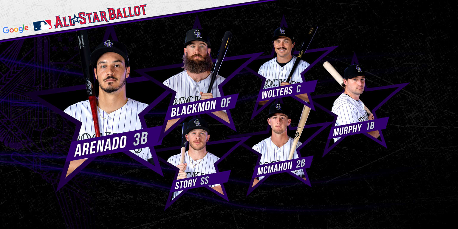 Rockies trio in mix to advance in AS balloting