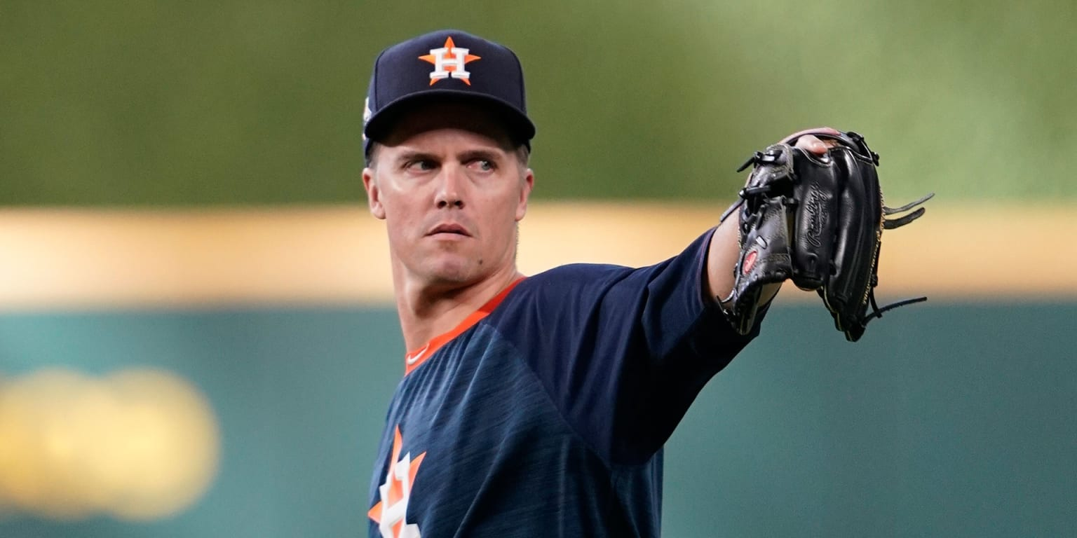 Greinke 'just found out' he could report later