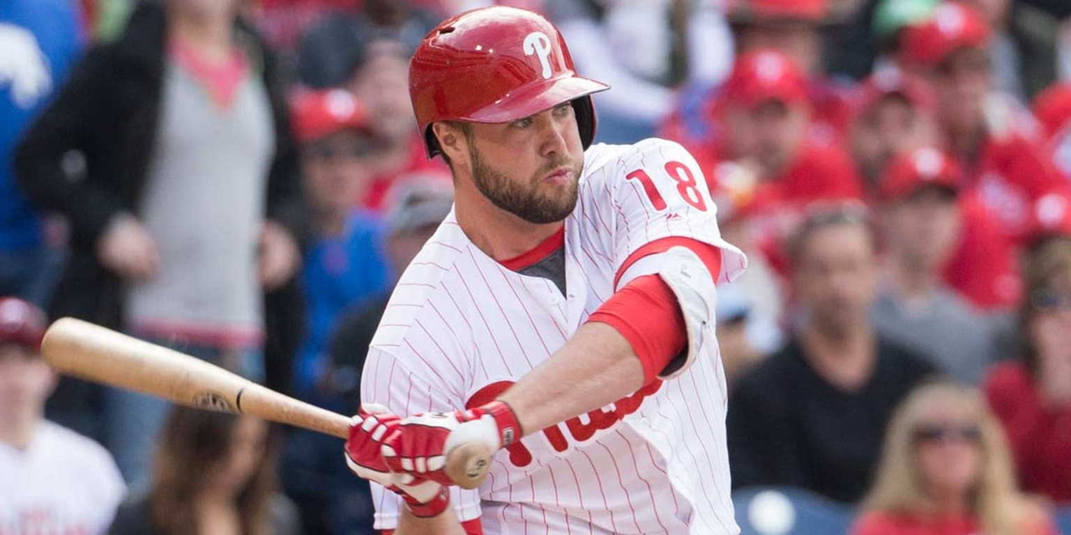 Future remains cloudy for Phillies' Ruf