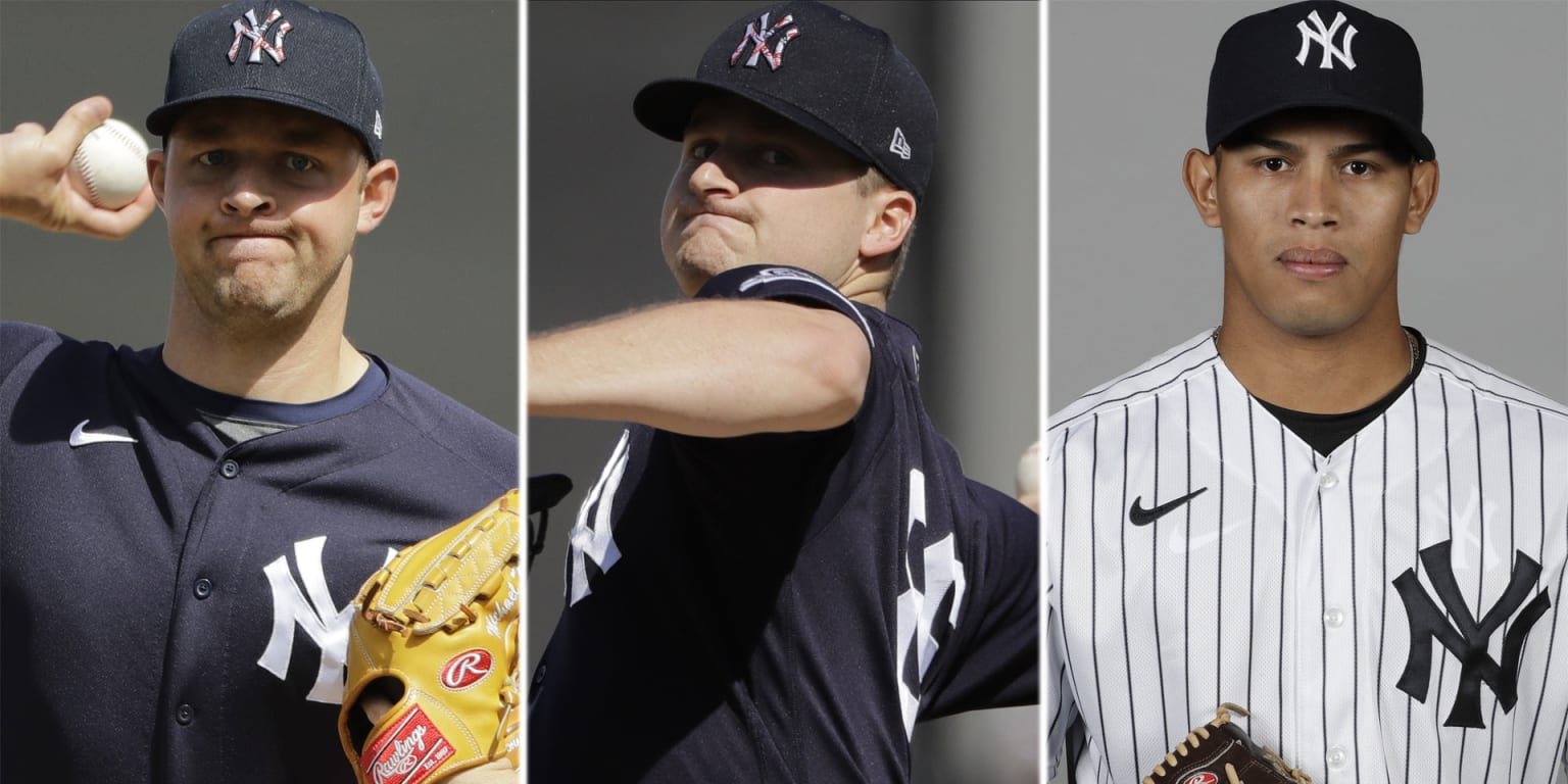 Yanks' young arms make Boone 'dream' of future