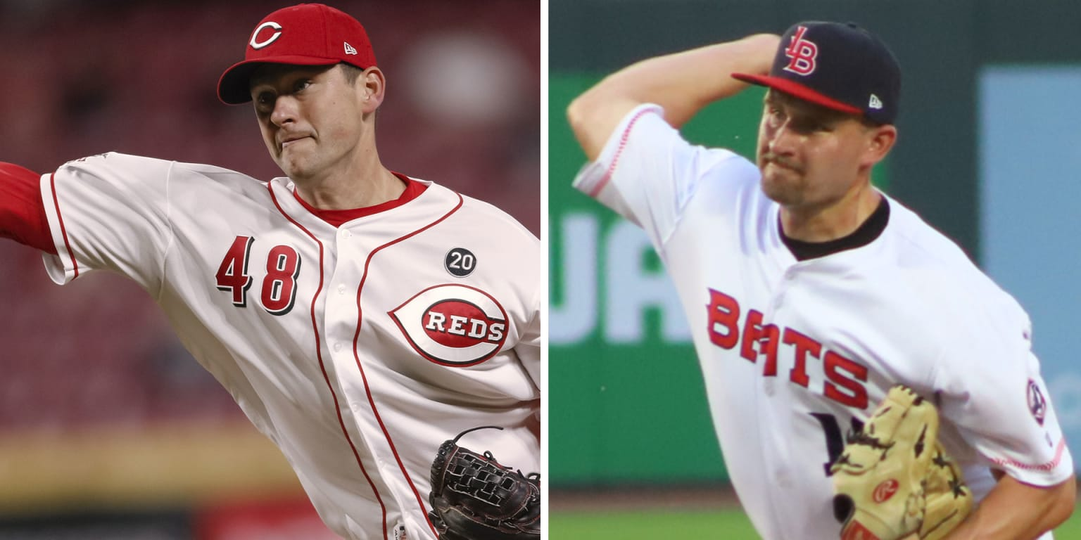 Reds reshuffle 'pen as Hughes departs to Philly