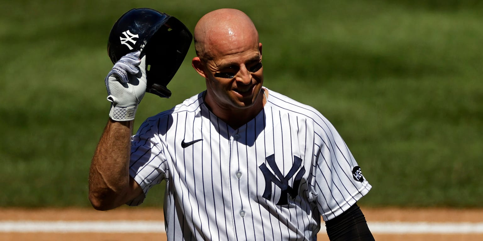 Brett Gardner returning to Yankees