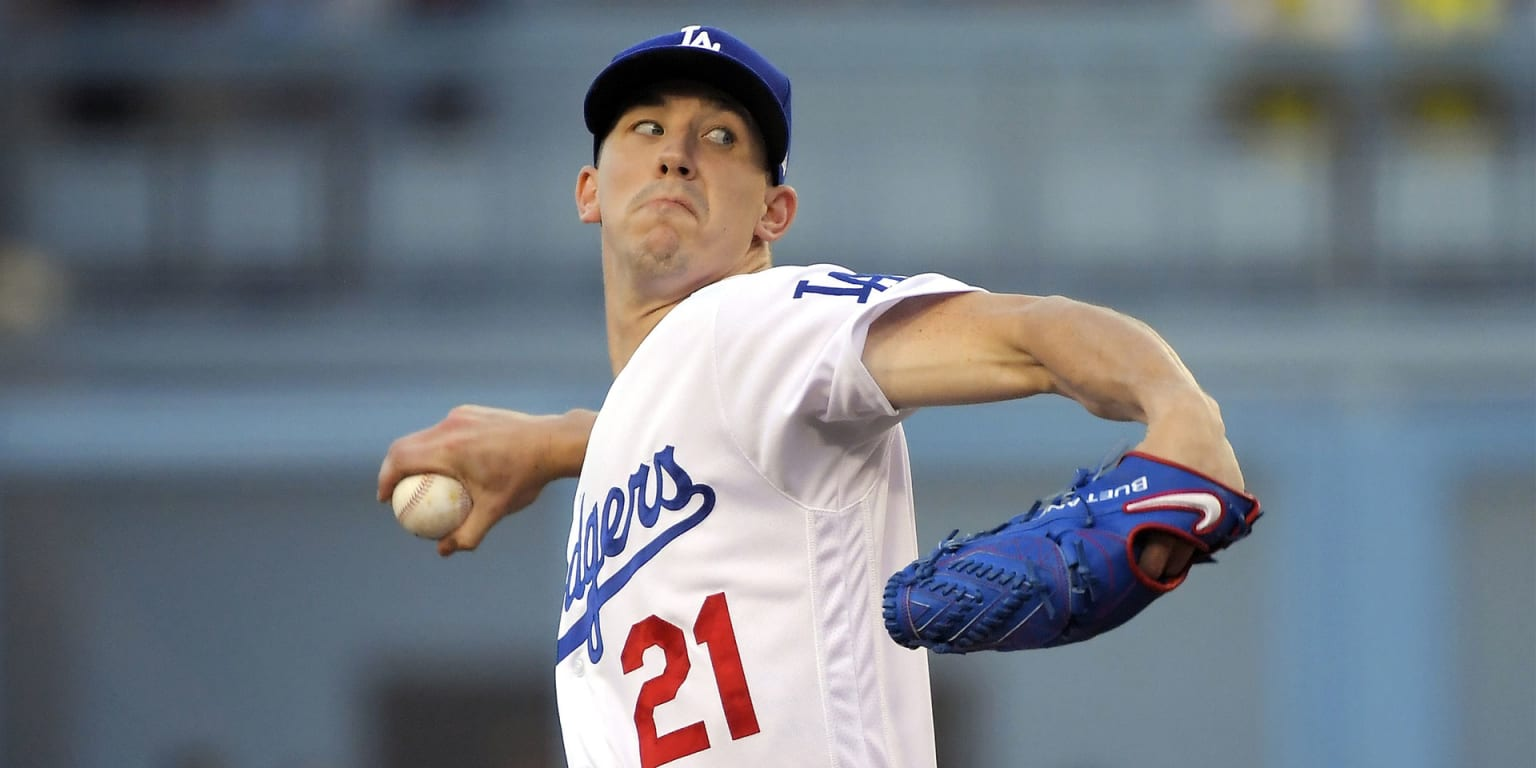 Buehler stumbles; Dodgers hold at 99 wins