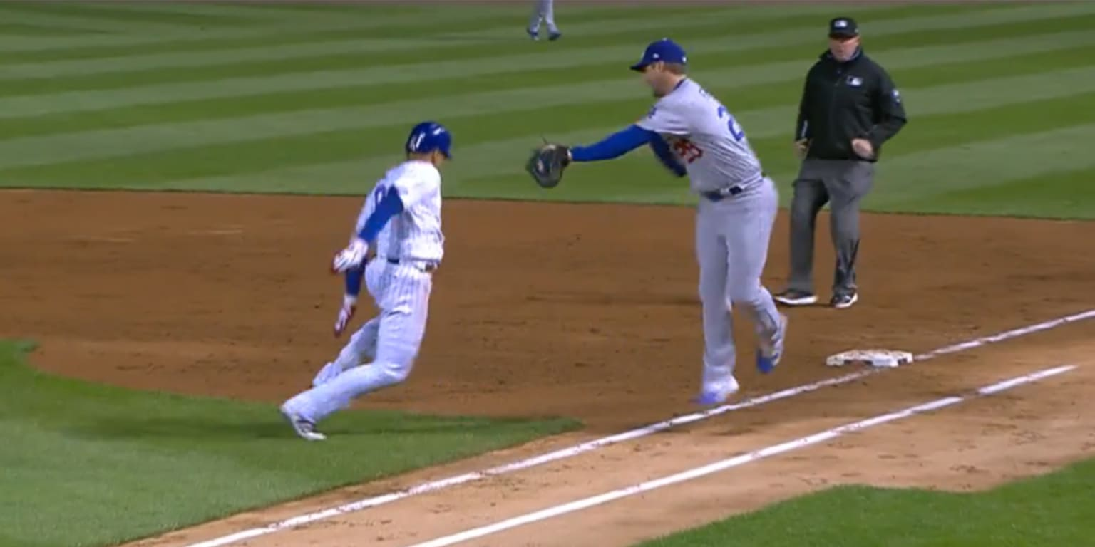 Watch El Mago's latest trick for avoiding a tag