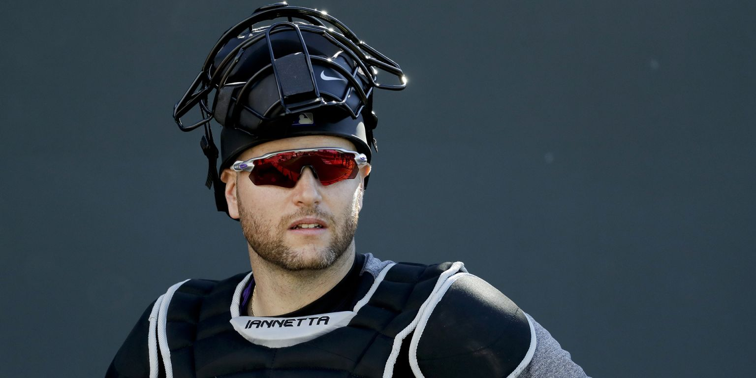 Rockies have difficult decision at catcher