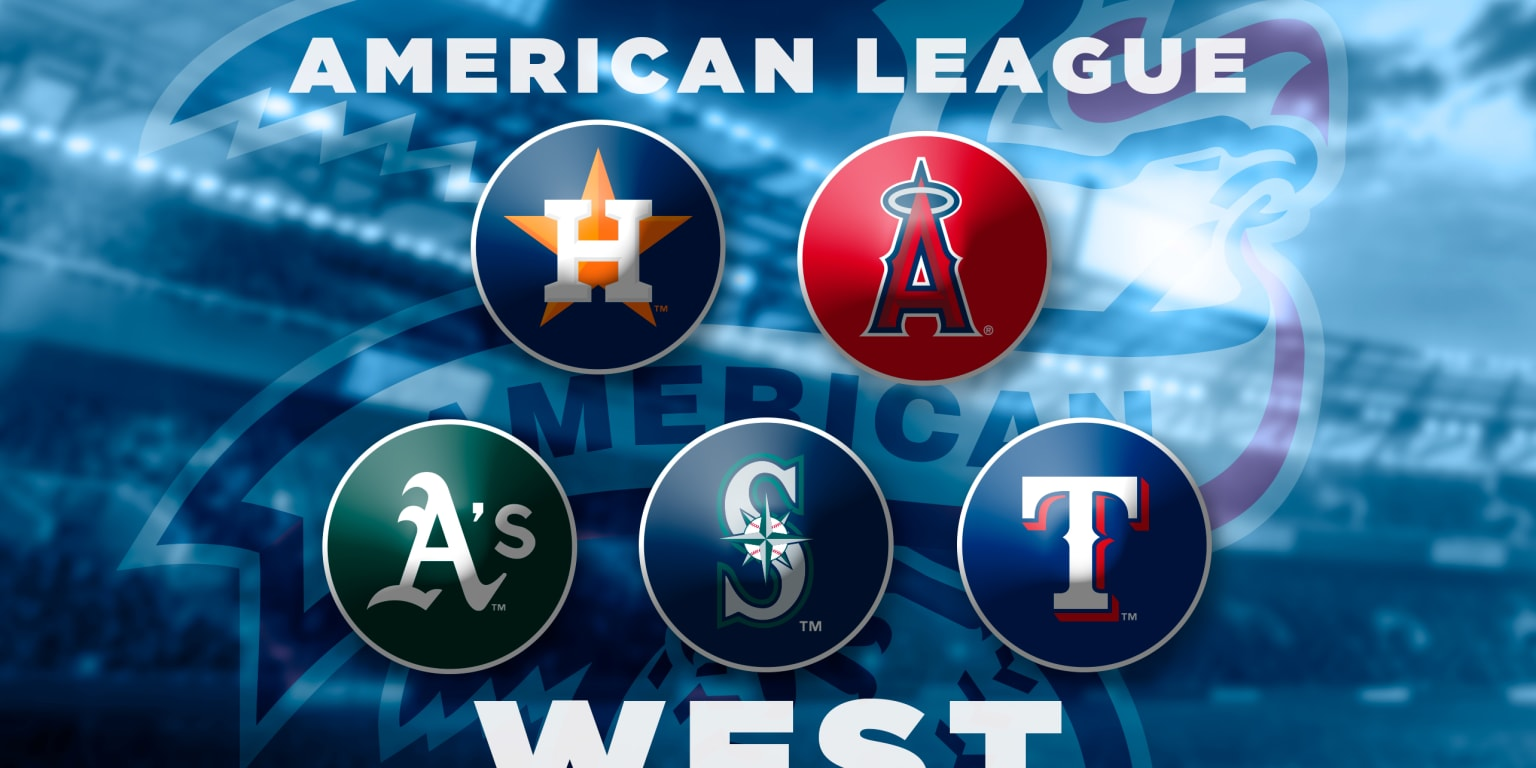 Here's what we never saw coming in AL West