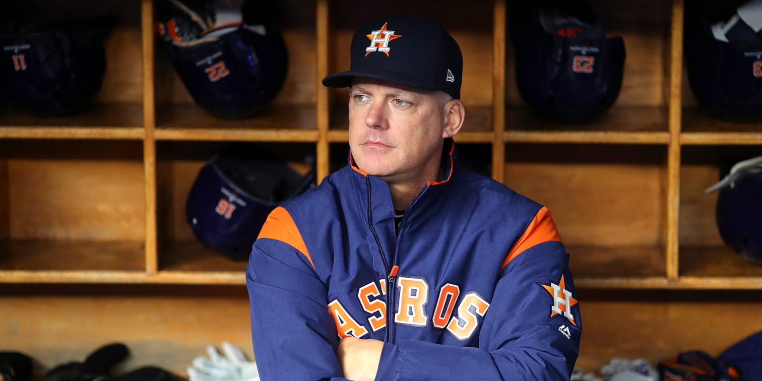 Offseason checklist: Astros' needs and moves