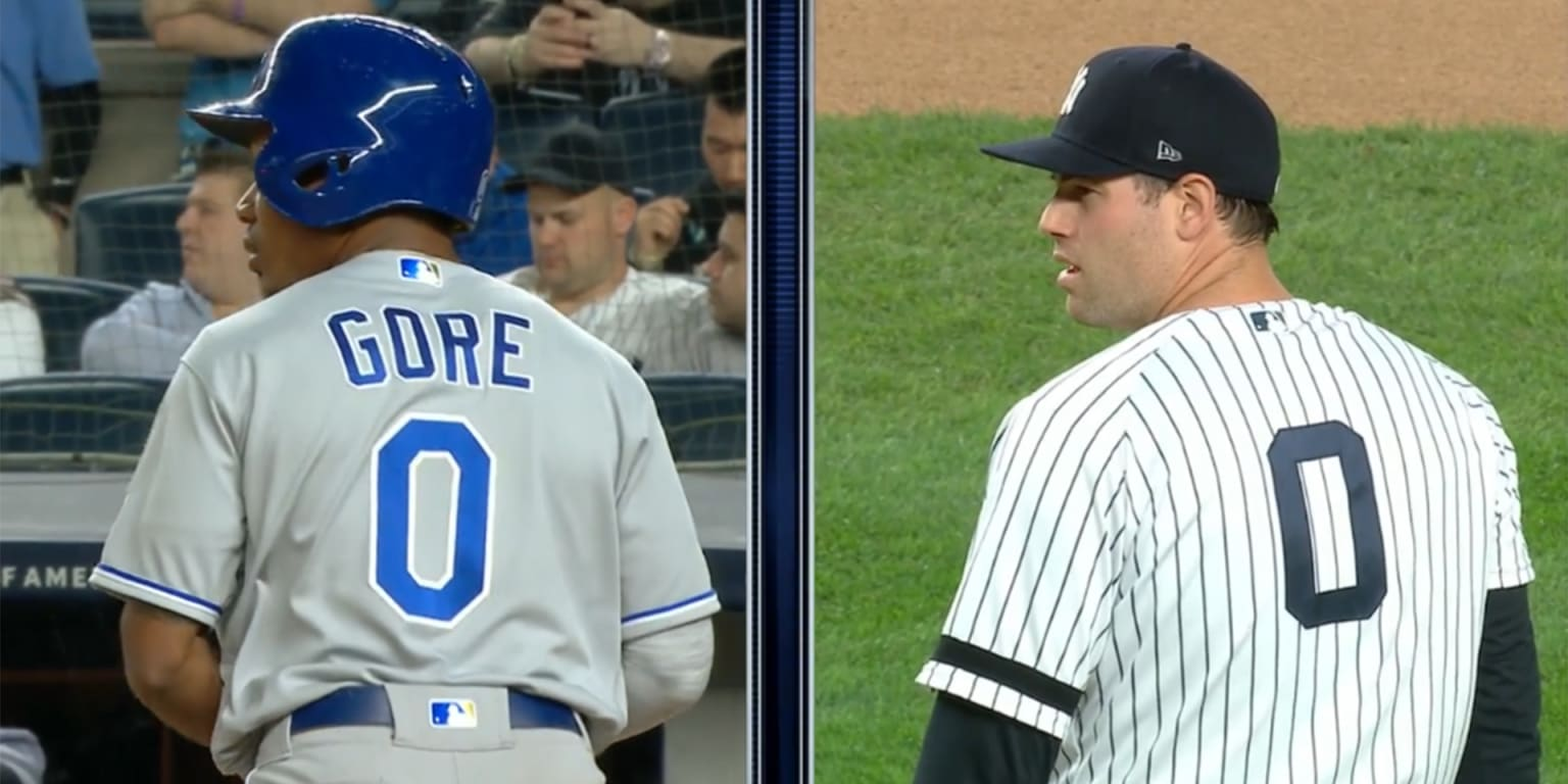 No. 0 faces No. 0 for first time in MLB