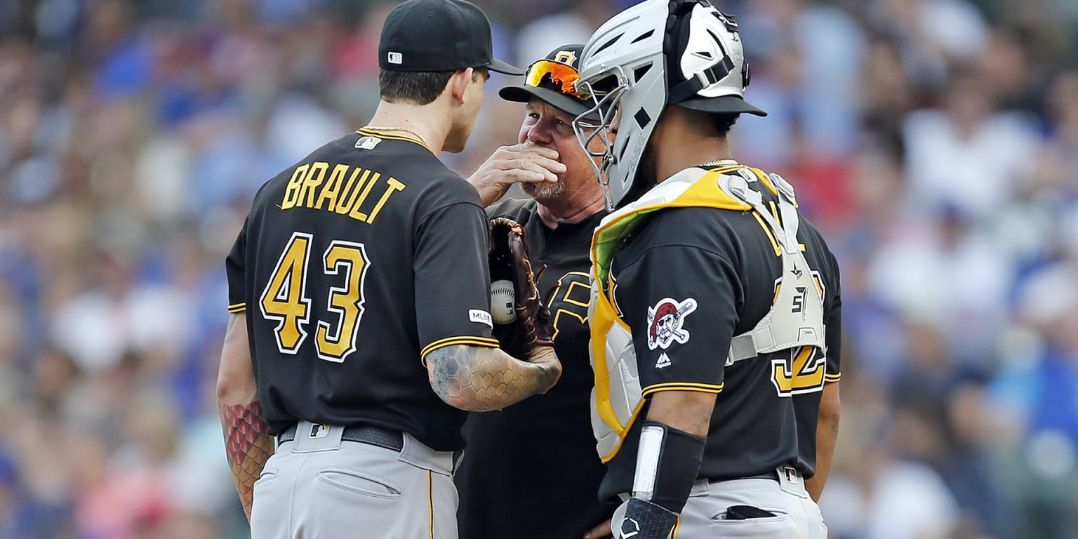 On Friday the 13th, a scary Bucs pitching line