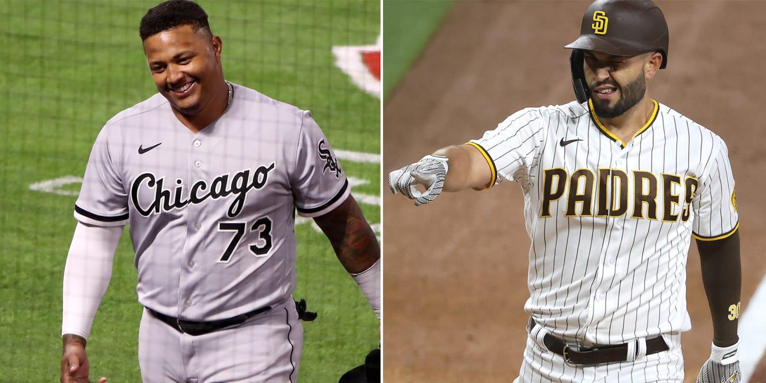 Mercedes, Hosmer named Players of Week - MLB.com
