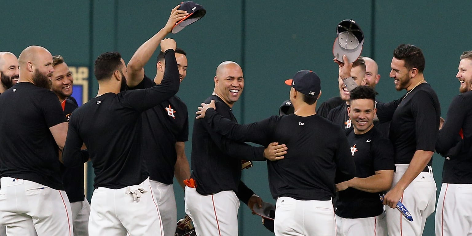 The Astros' 10 most comical moments