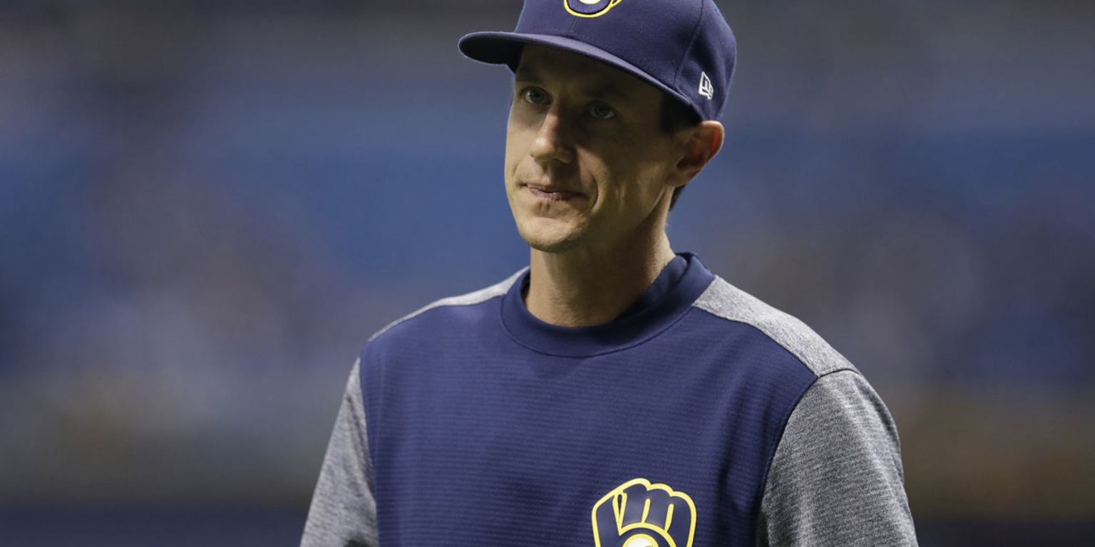 Brewers Craig Counsell Isn T Relying On Bunt Milwaukee