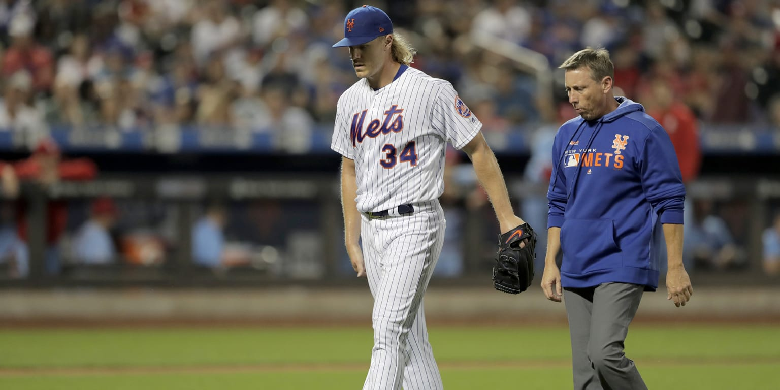 Thor strains hamstring; Mets unsure of severity