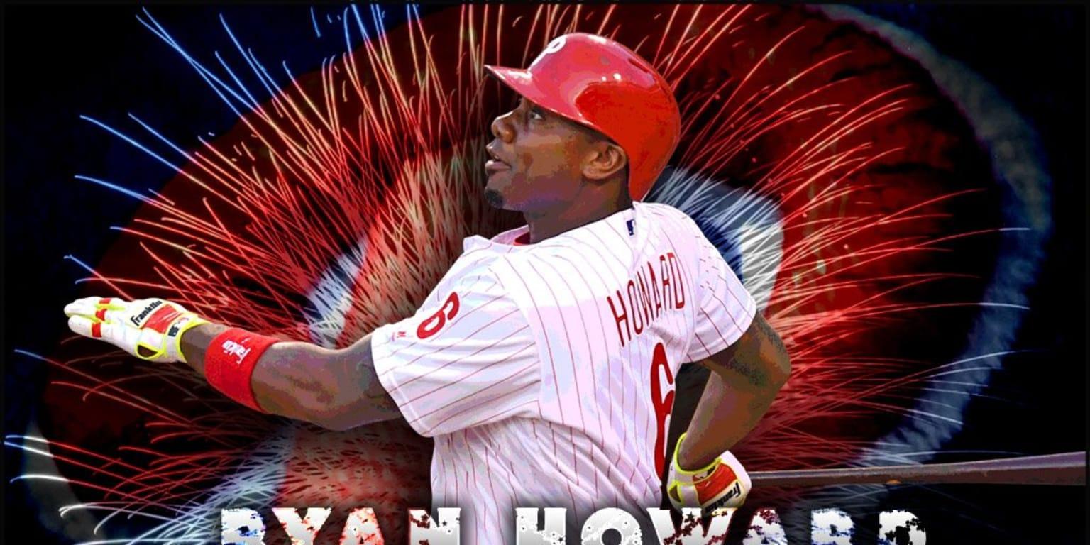 A look at the career of Ryan Howard