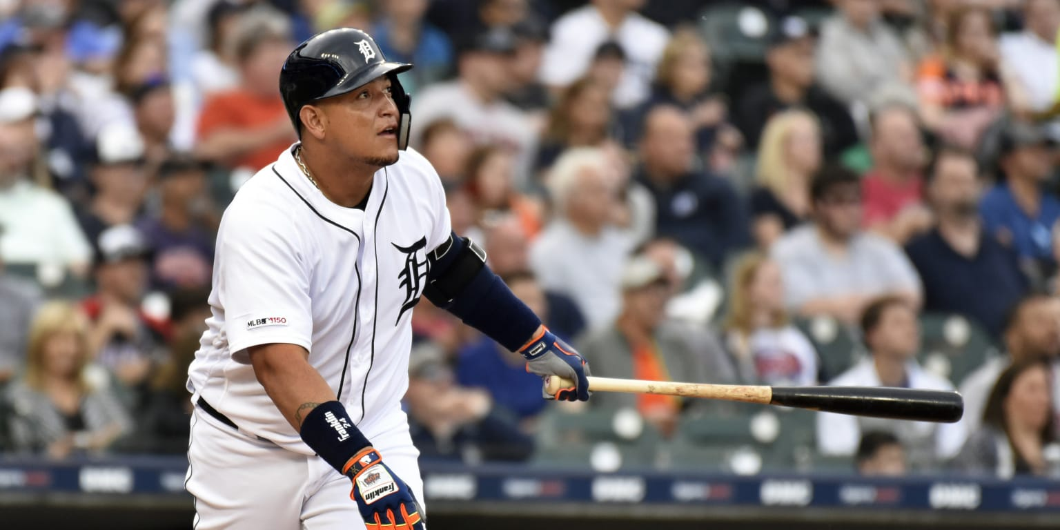 Cabrera shows shades of old self with homer