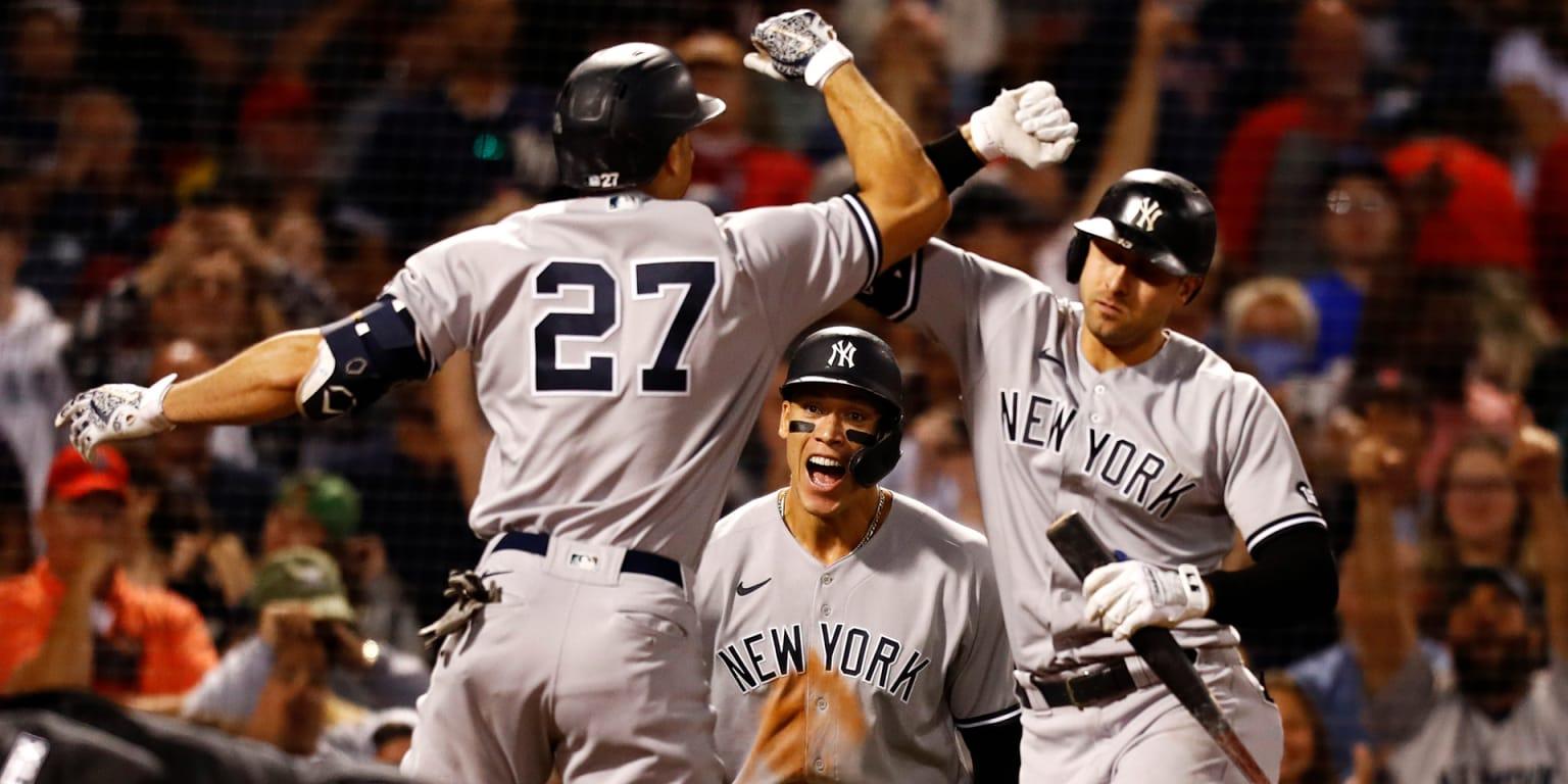 Yankees barren, se adueñan de 1er Comodín