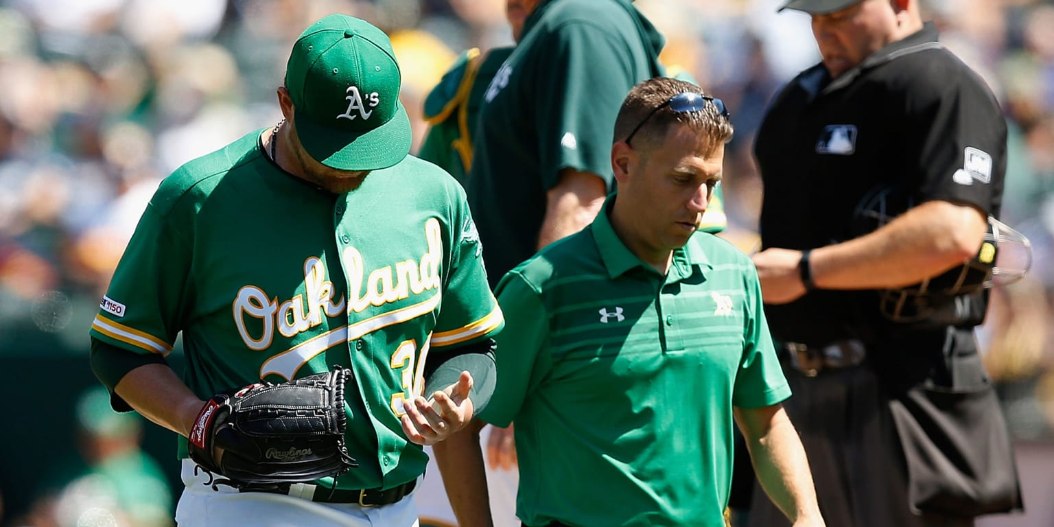 Anderson, A's miss out on sweep of Astros