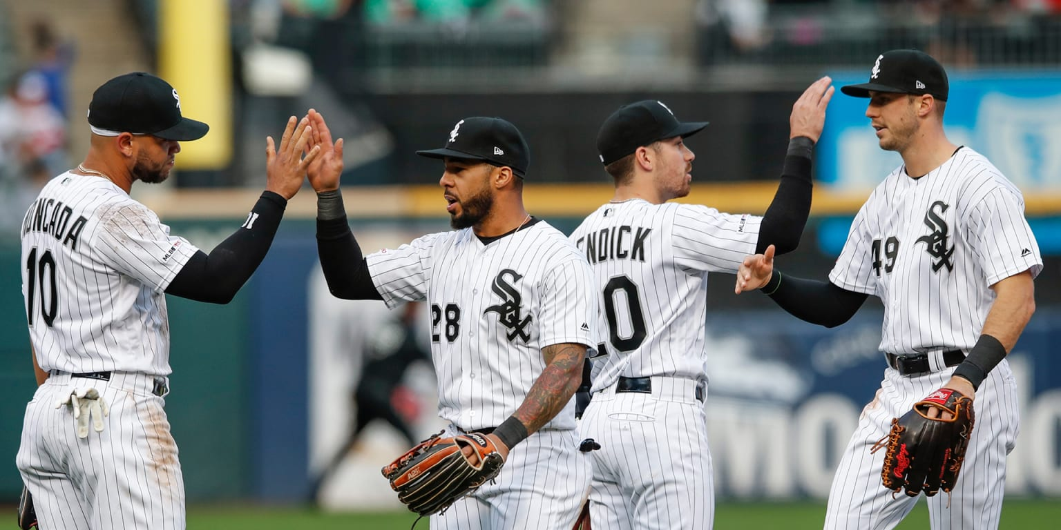 Encouraged by '19, White Sox eager for '20