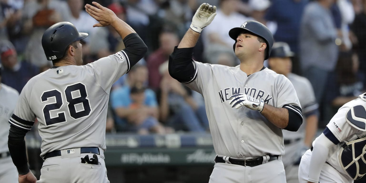 Mariners' Rule 5 castoff paces Yanks in Seattle