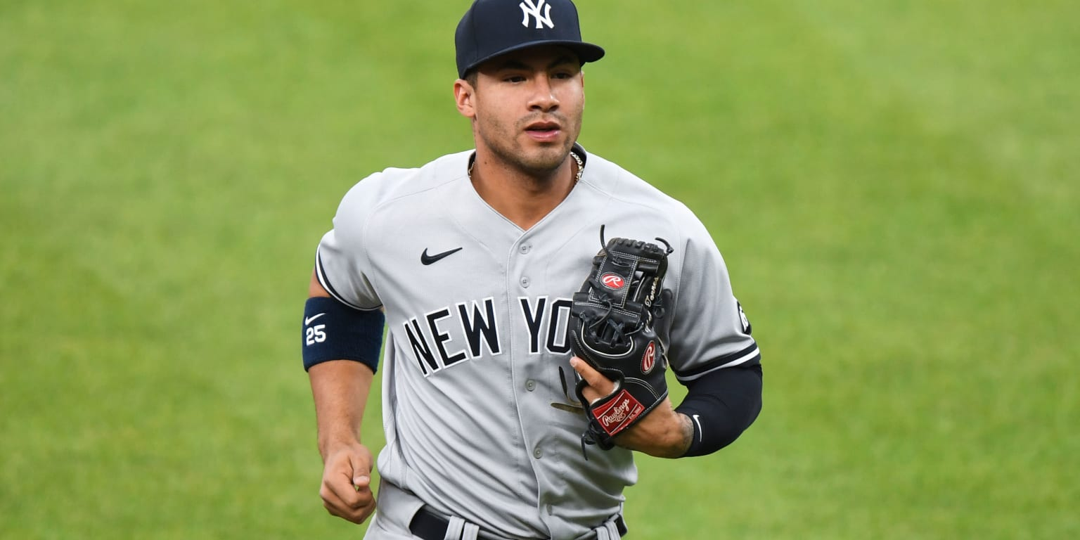 <p>7 COVID Instances on NY staff; Gleyber held out thumbnail