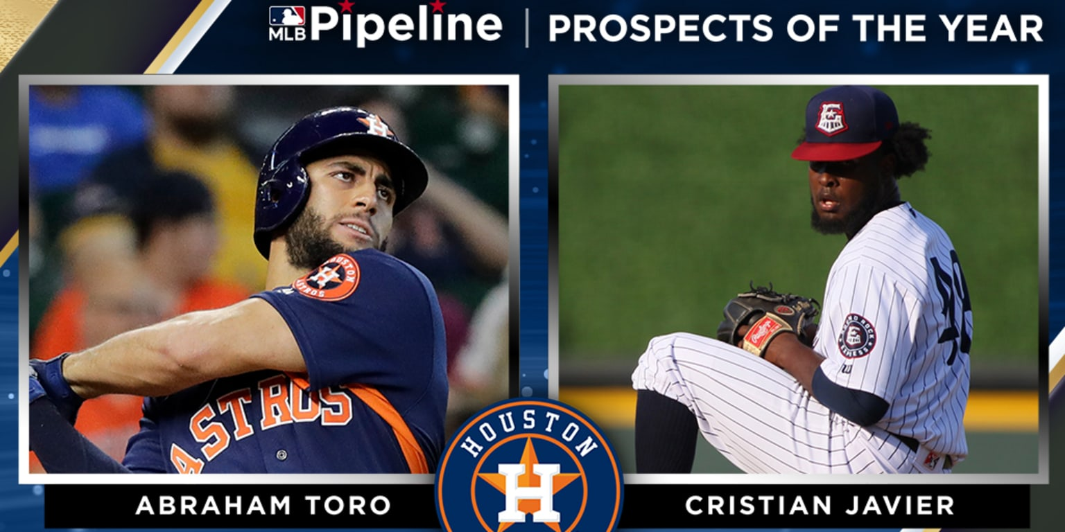 Pipeline names Astros Prospects of the Year
