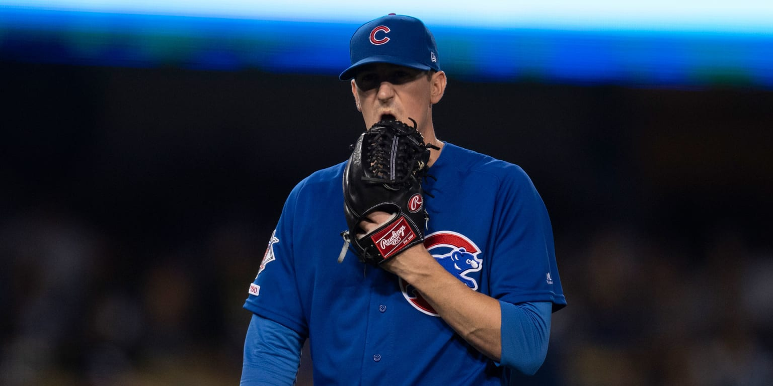 Hendricks hit hard to extend Cubs' road woes