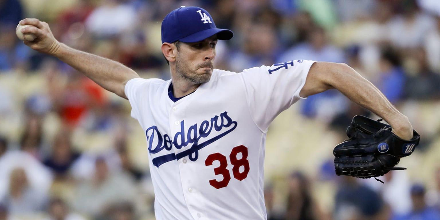 Brandon Mccarthy Listo Para Regresar Con Los Dodgers
