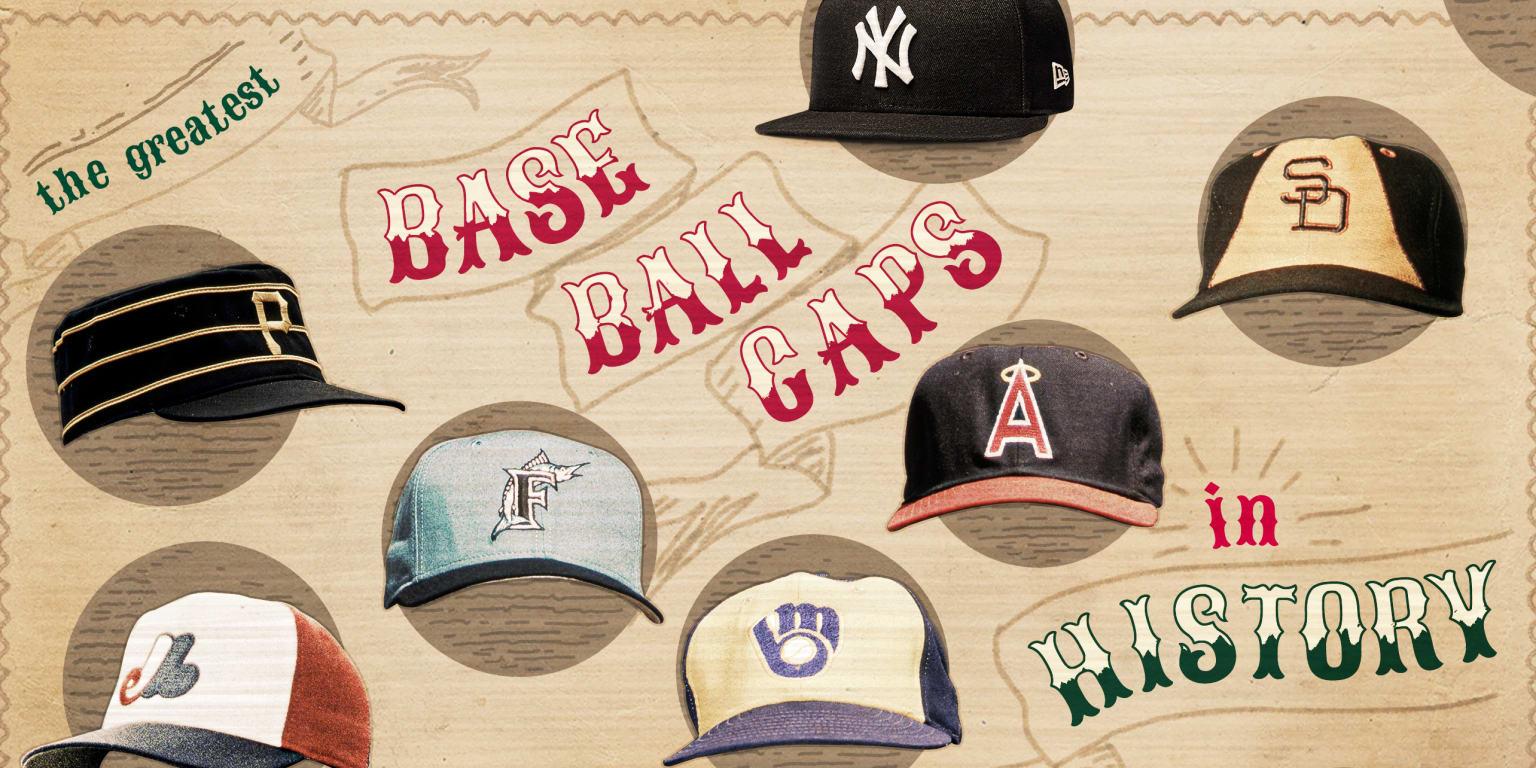 The greatest baseball cap for every team