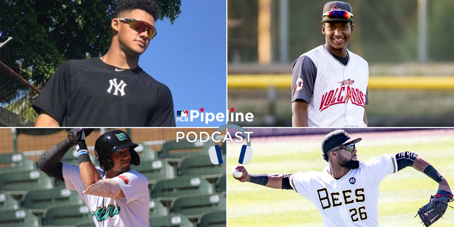 Podcast: Prospects competing for roster spots