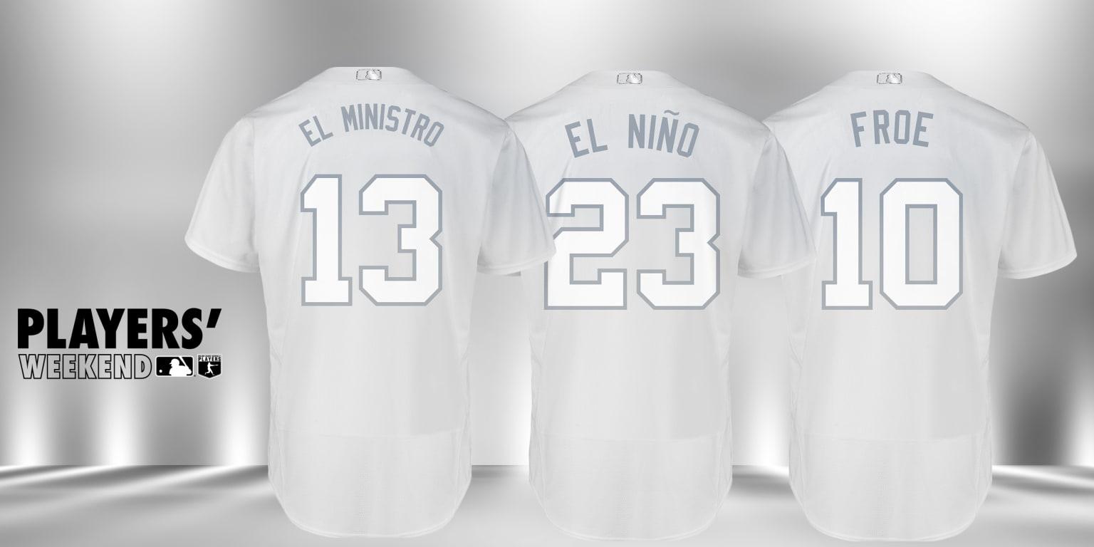 super popular 19b24 62d3f Padres' Players' Weekend nicknames | MLB.com