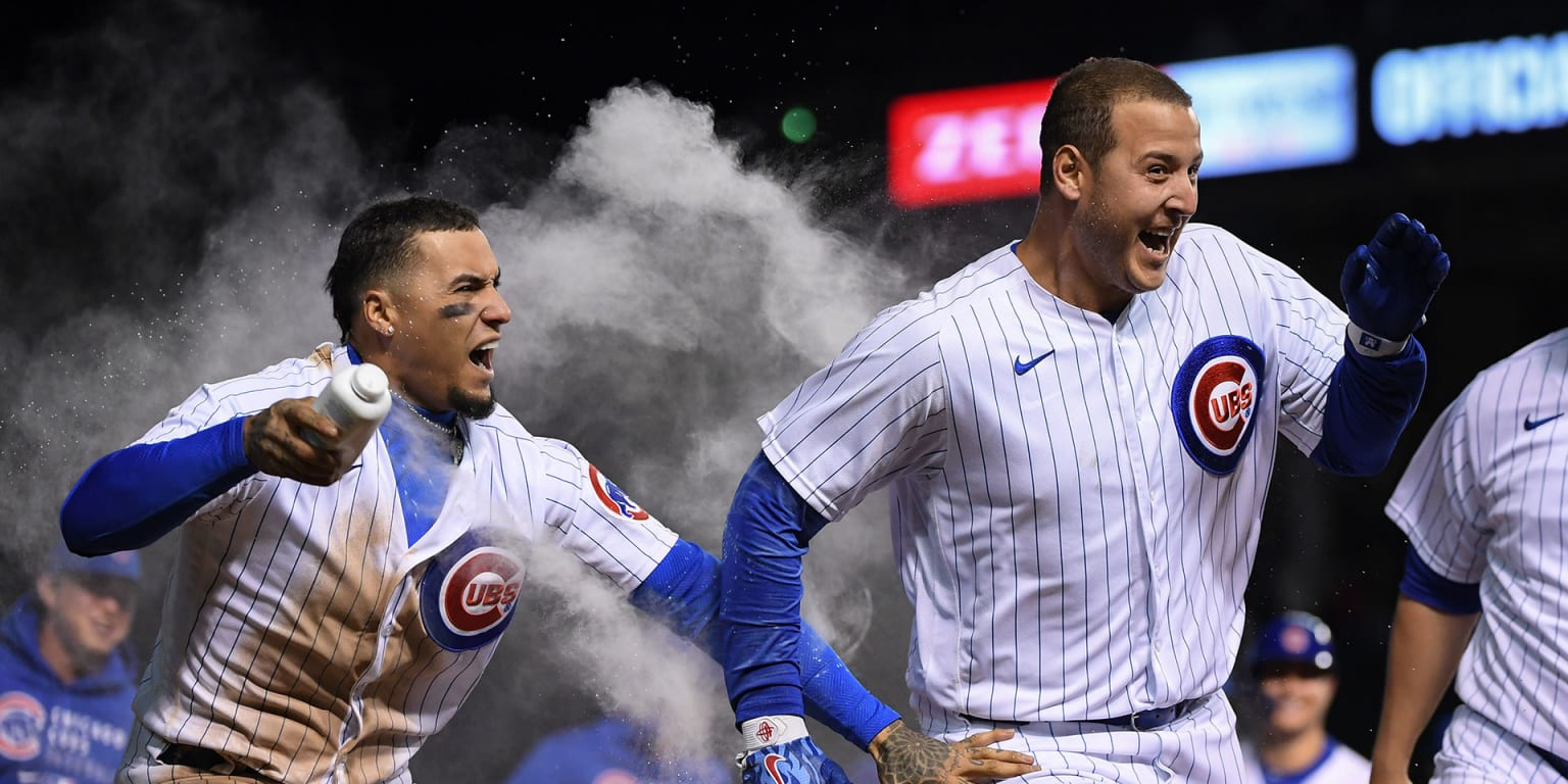 5 key moments in Cubs' walk-off sweep of LA - MLB.com