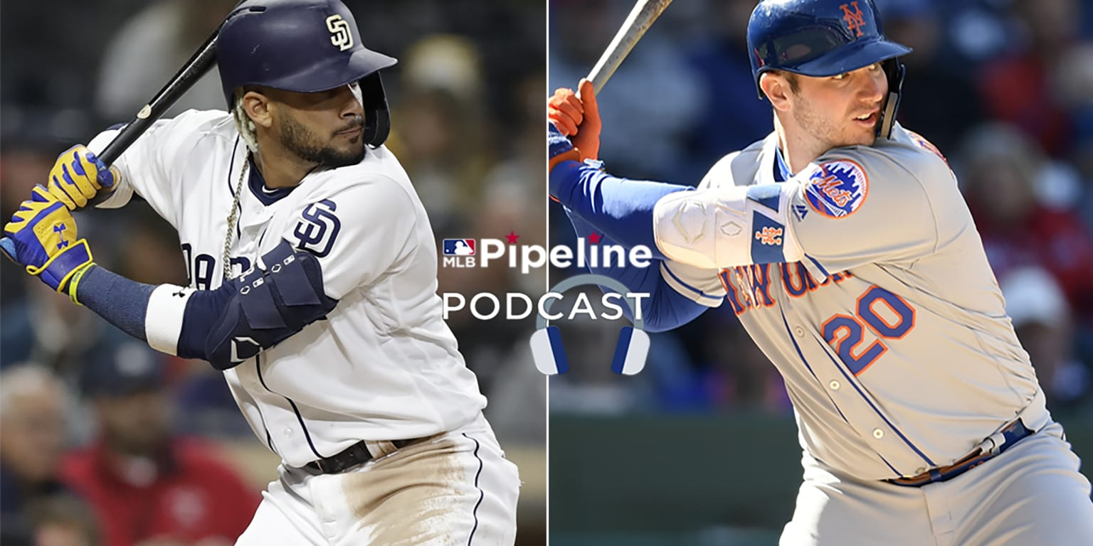 MLB Pipeline Podcast talks prospects in NL ROY race