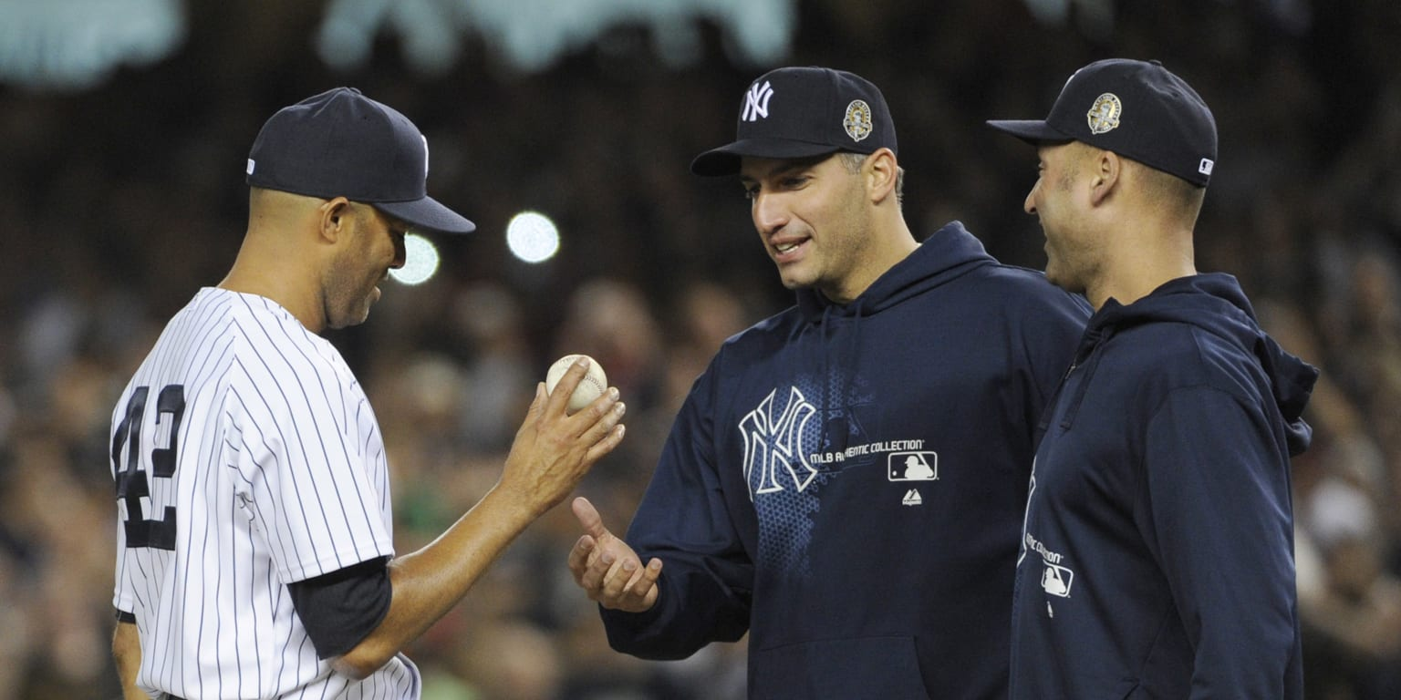 Mariano's last game produced a special moment