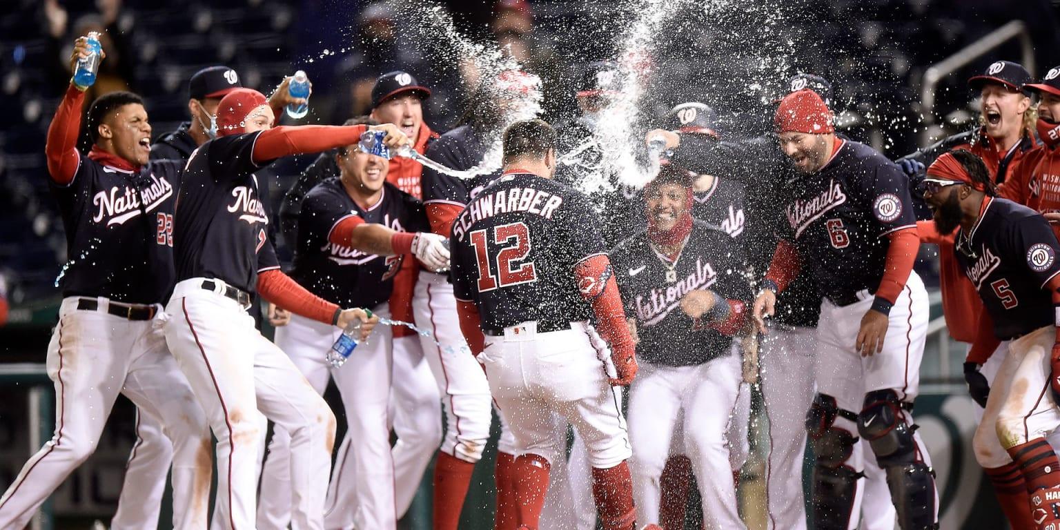 Longest walk-off home runs in Statcast history