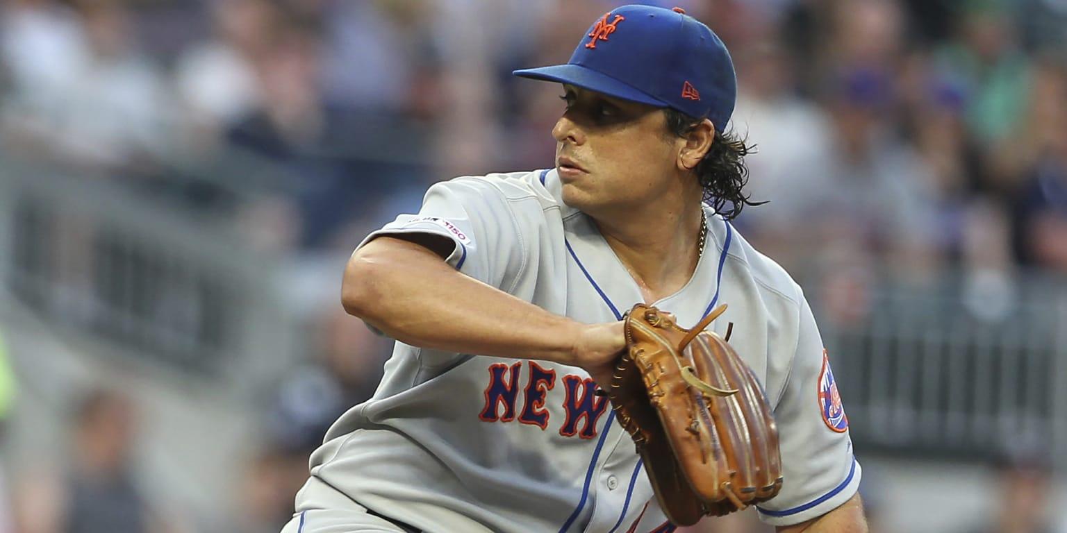 Jason Vargas struggles continue for Mets