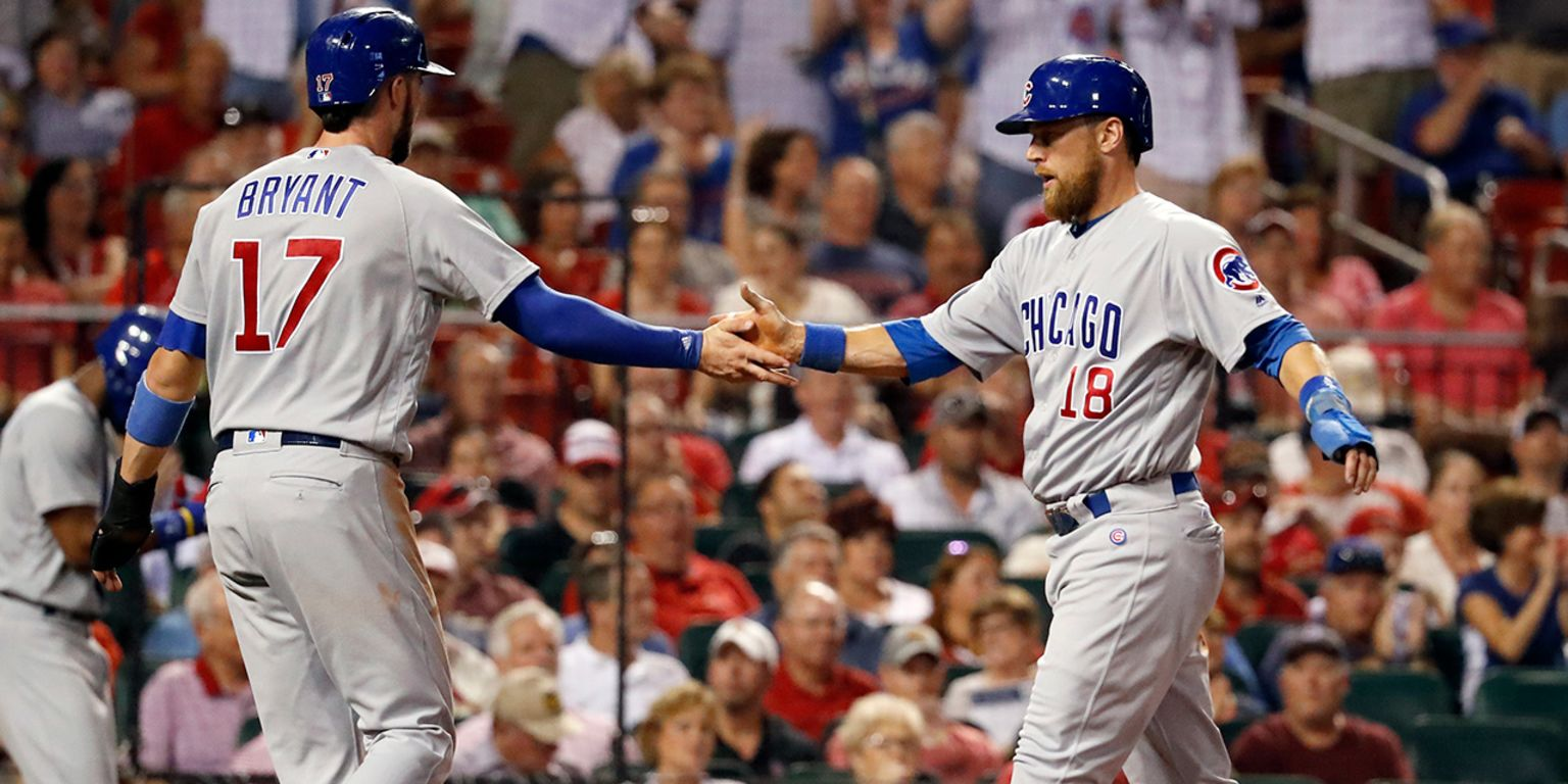 Cubs' fast start helps magic number drop to 1