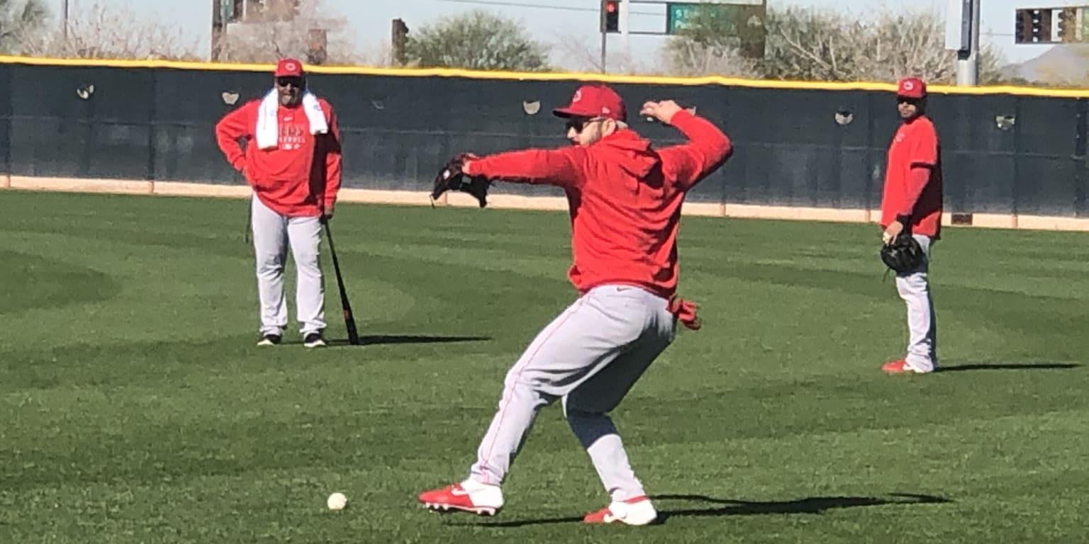 Suárez making progress in shoulder rehab