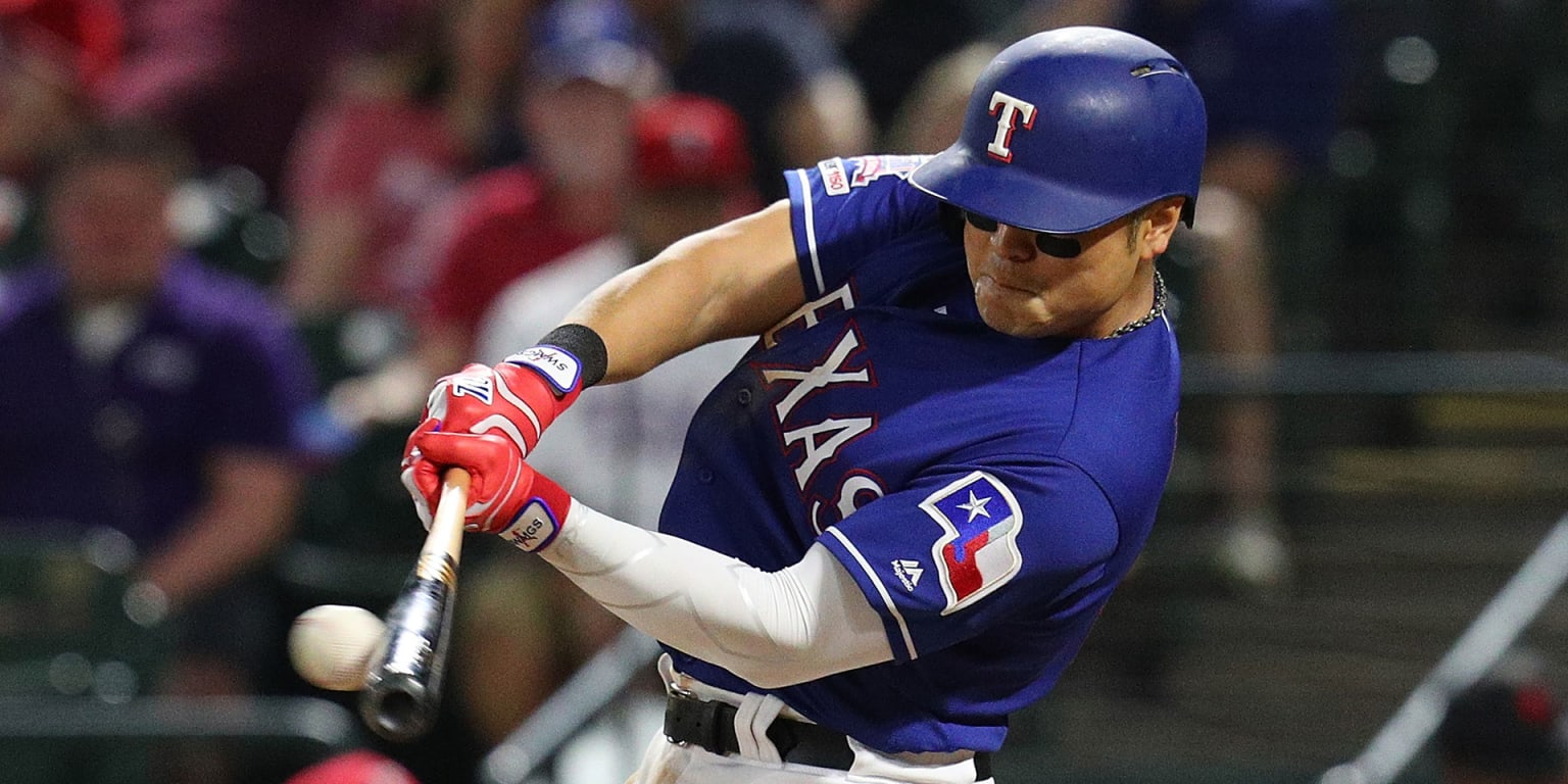 Rangers' bats stay hot as they sweep Angels