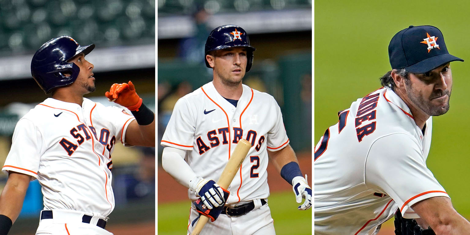 What's gone right -- and wrong -- for Astros?