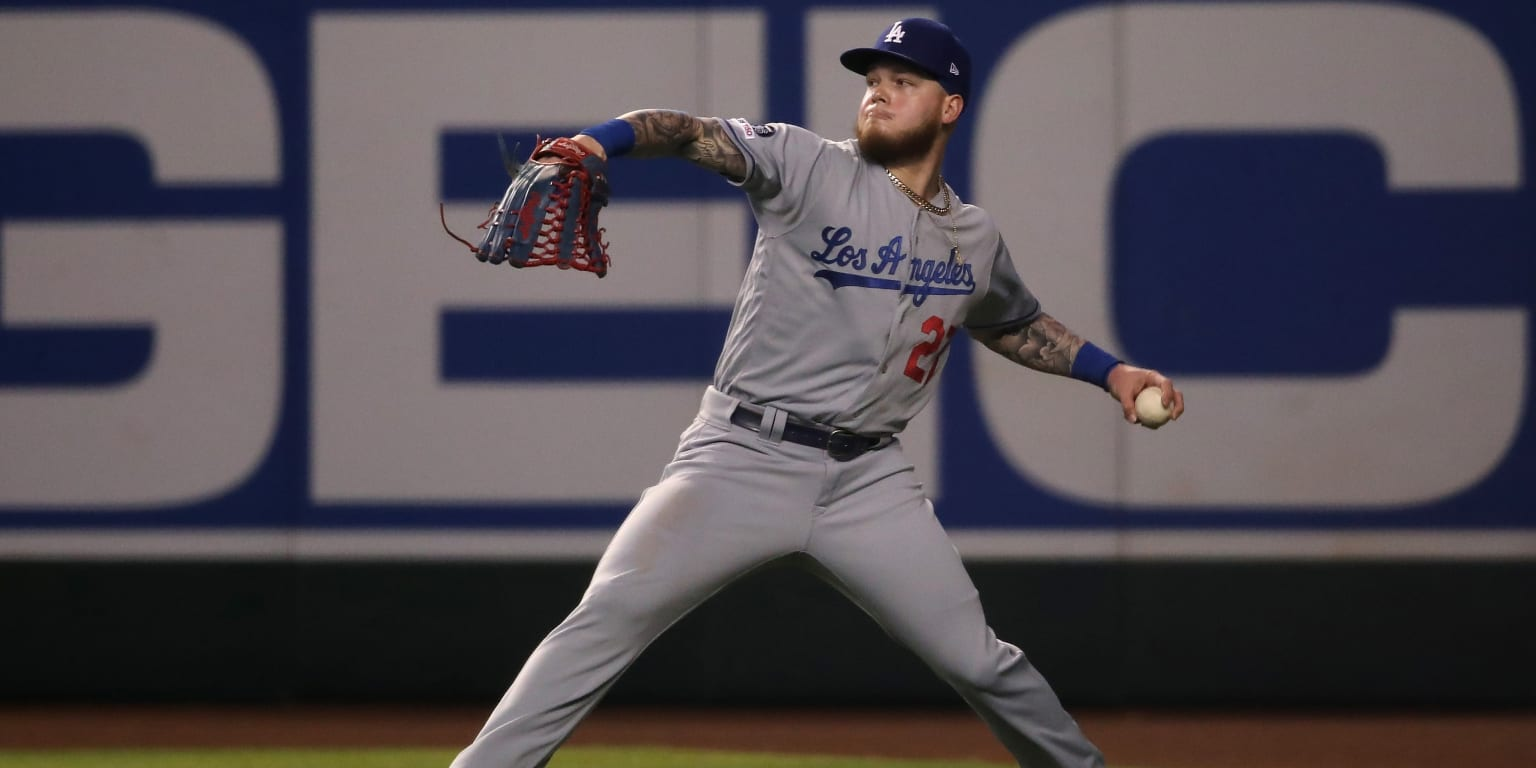 Verdugo to don No. 99, in nod to Manny